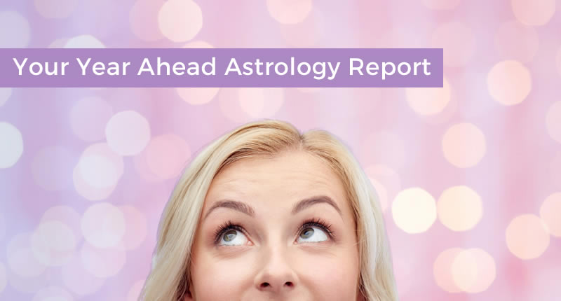 Year Ahead Astrology Report