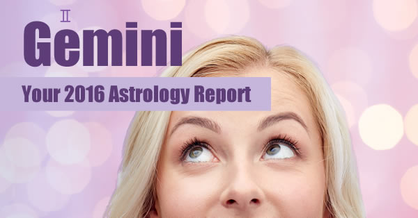 Gemini Year Ahead Astrology 2016