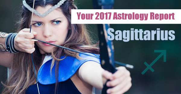 Sagittarius Year Ahead Astrology 2017